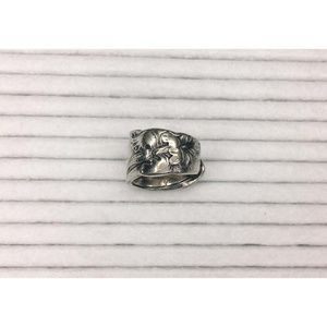 Jewelry - Sterling Silver Spoon Ring